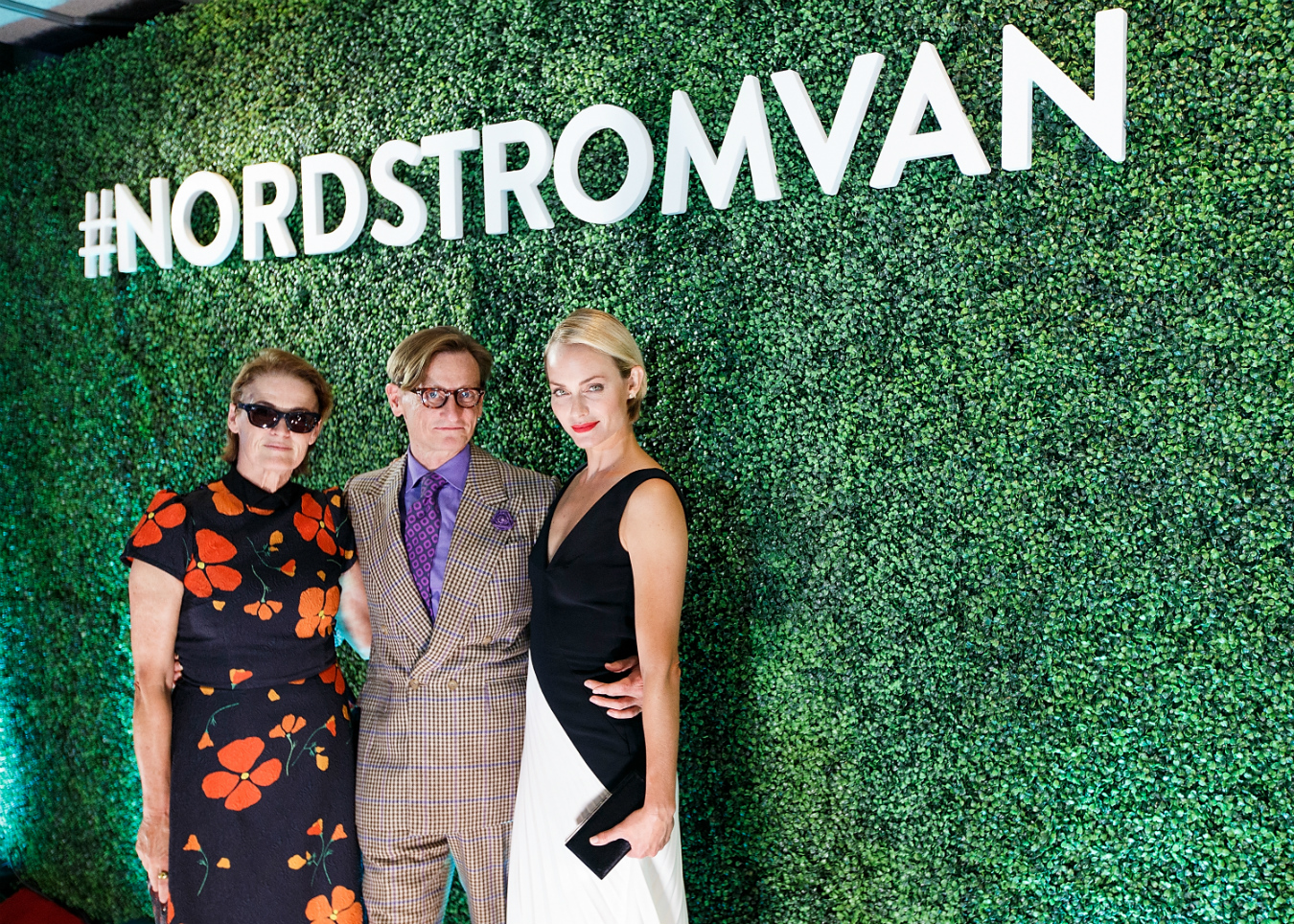 Nordstrom Vancouver Opening - MONTECRISTO