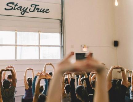 MONTE Blog: Yoga in Vancouver