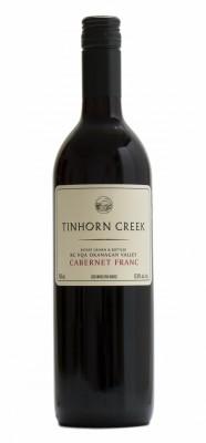 MONTE Blog: Tinhorn Breek Cabernet Francac