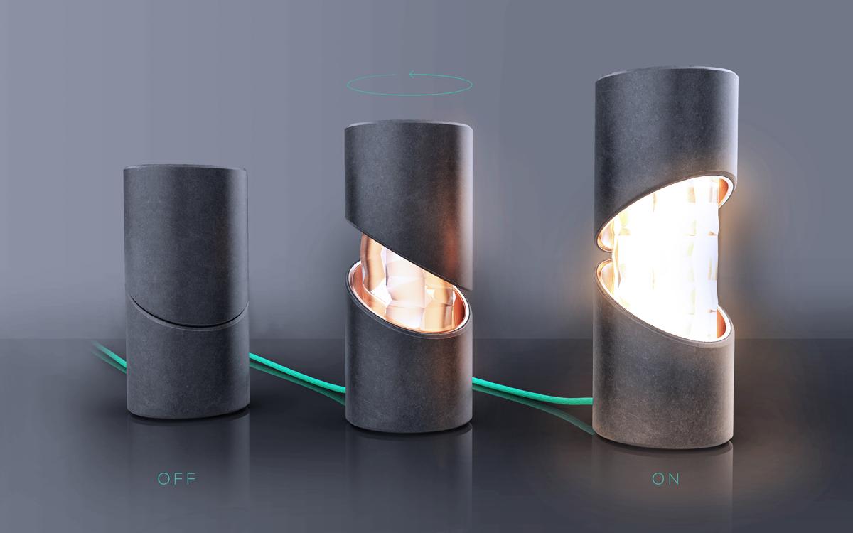 Lamp Light Design Compeion Montecristo