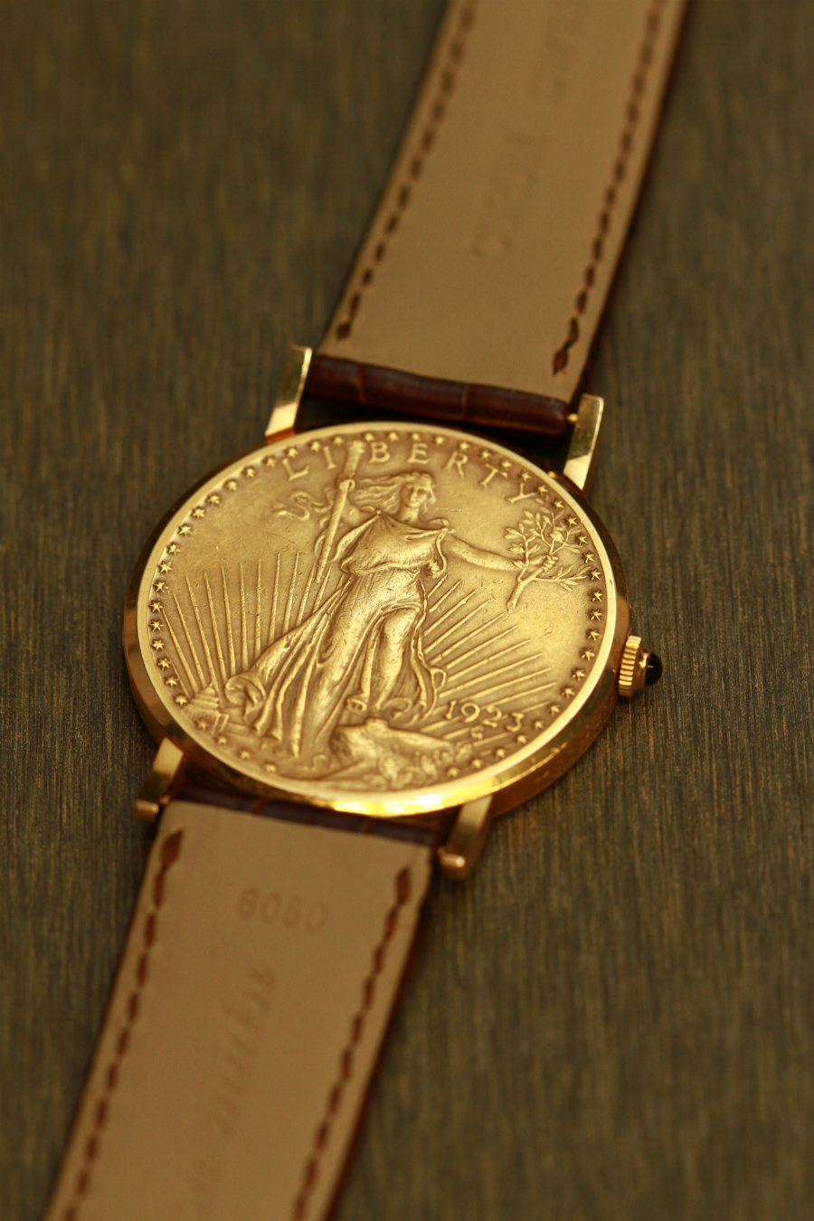 Andy Warhol Coin Watch Montecristo