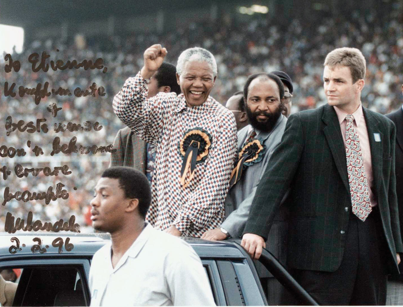 MONTEWinter2015: Remembering Mandela
