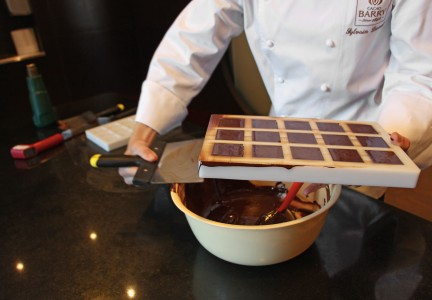 MONTEWinter2015: Bearfoot chocolate
