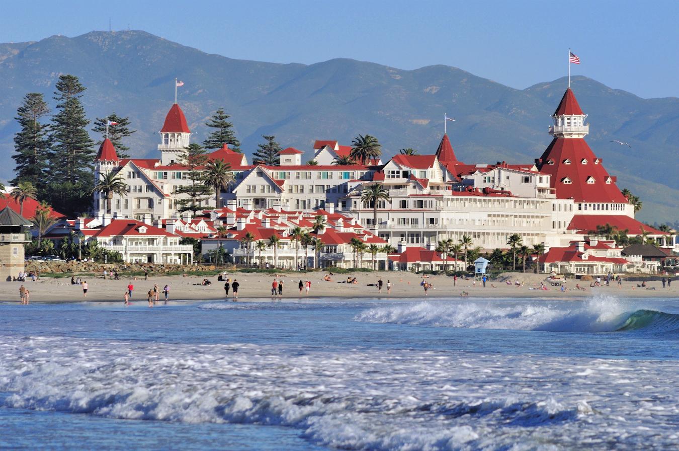 MONTE Blog: Hotel del Coronado