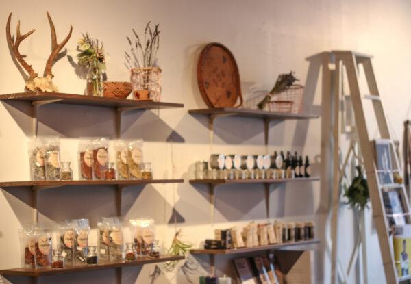 MONTE Blog: Capilano Tea House