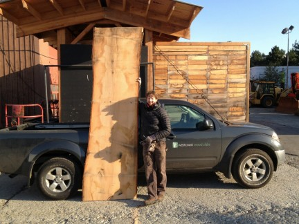 MONTE Blog: West Coast Wood Slabs