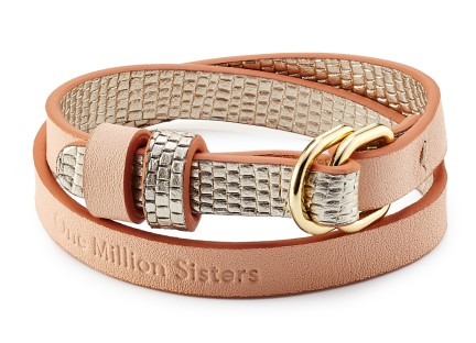 1One Million Sisters Bracelet via Stylebop