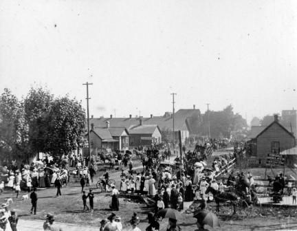 MONTEBlog: History of Downtown Vancouver