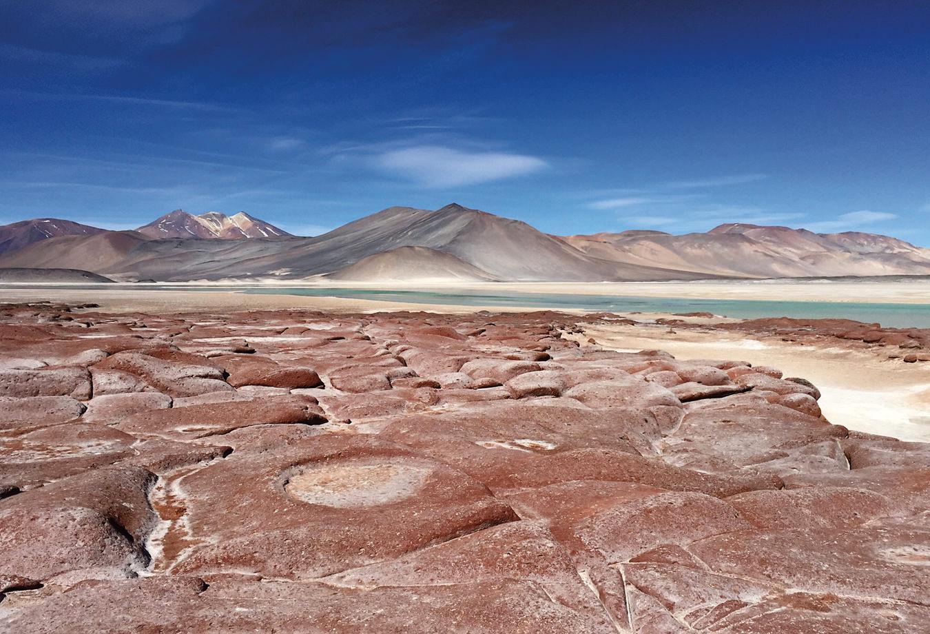 Patagonia and Atacama
