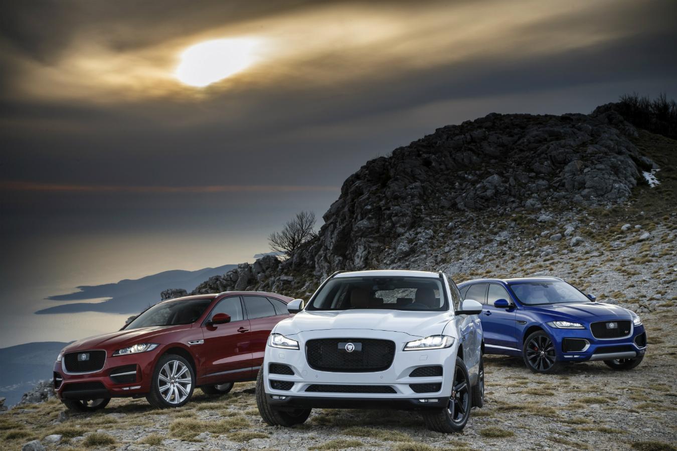 Jaguar XE and F-Pace - MONTECRISTO
