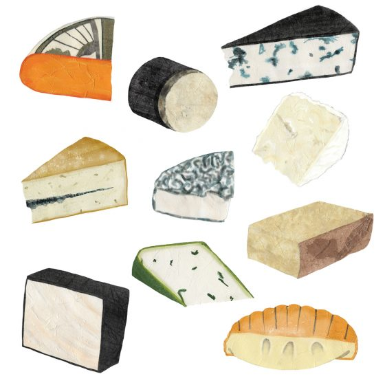 sc 1 st  Montecristo Magazine & The Perfect Cheese Plate | MONTECRISTO