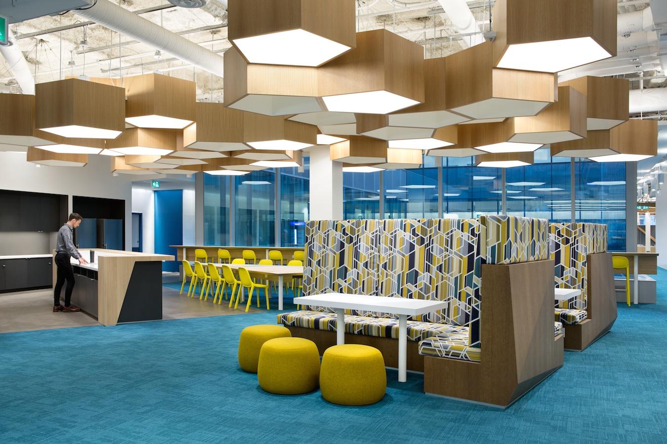 Microsoft vancouver montecristo for Interior design show vancouver 2016