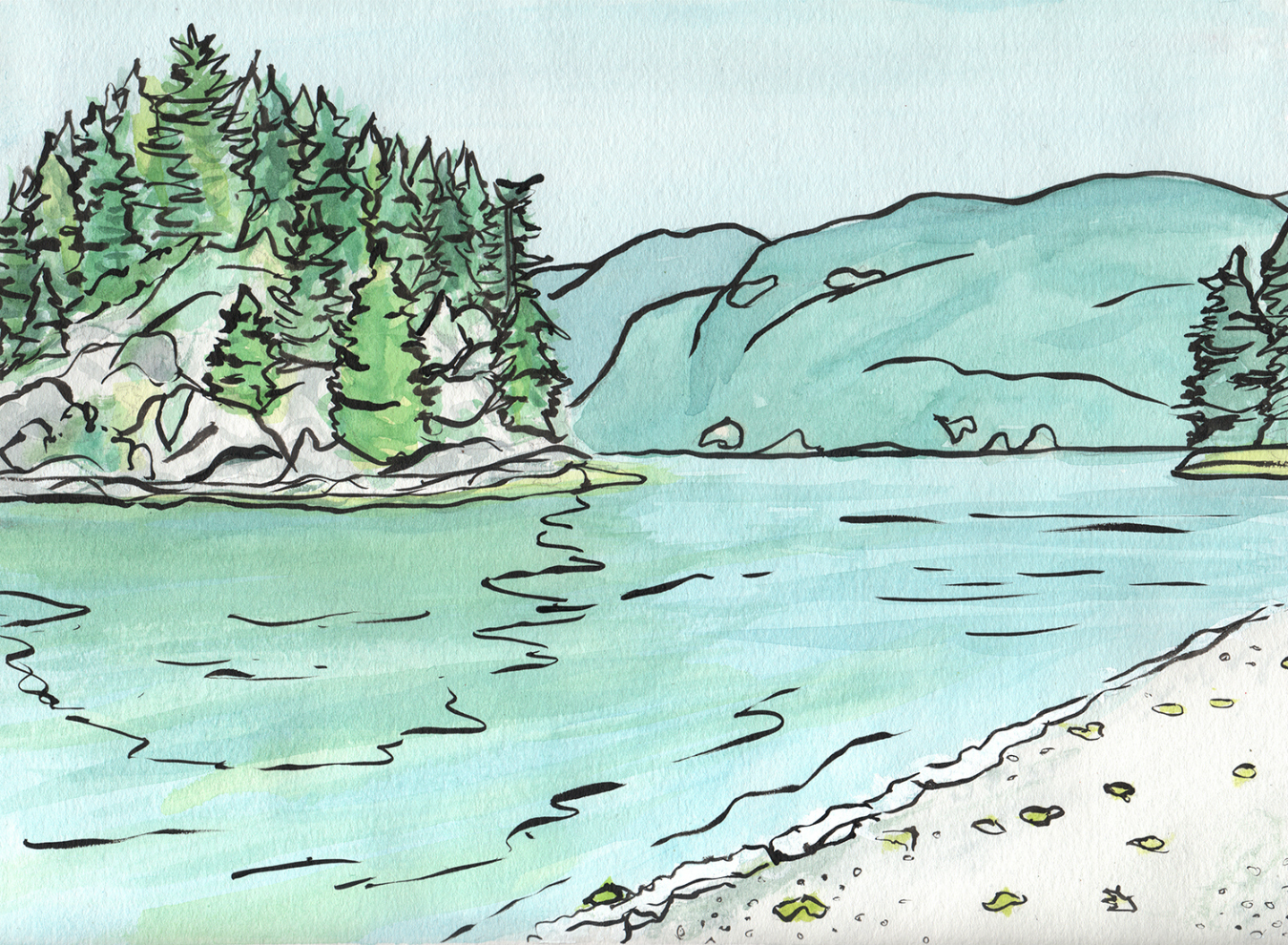 Swimming Holes Near Vancouver