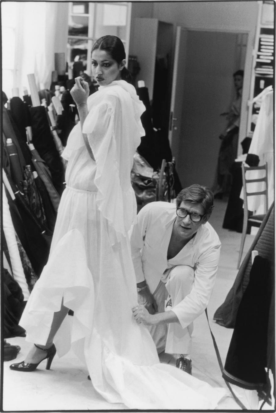 The 6 Million Dollar Story • Yves Saint Laurent names