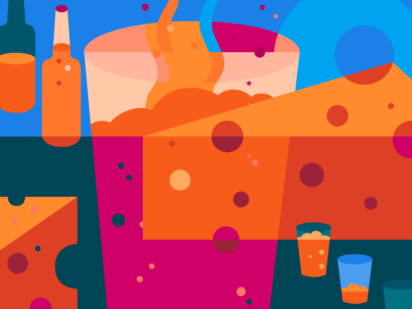 The Unexpected Harmony of Beer and Cheese