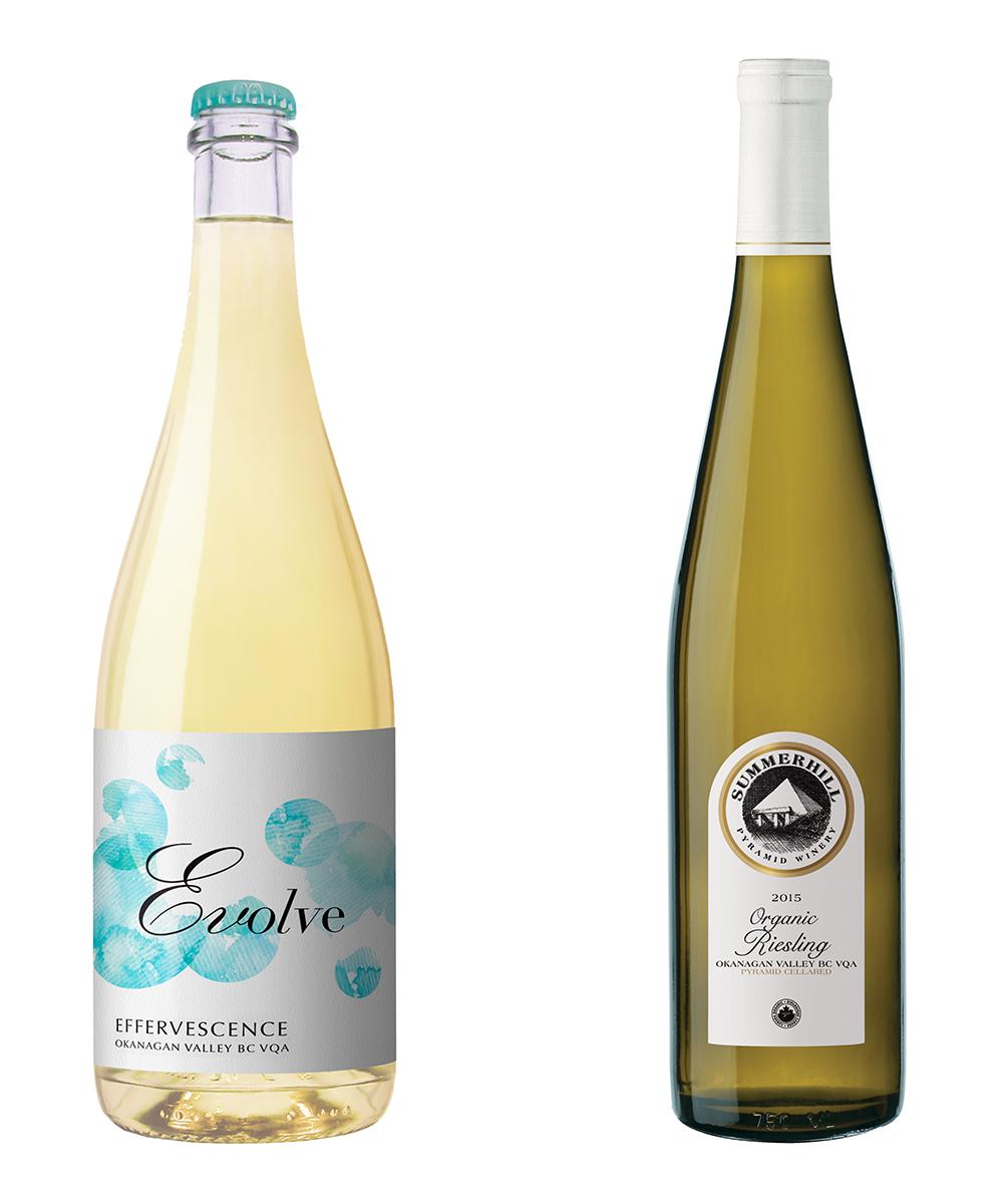 British Columbia Winter White Wines - MONTECRISTO