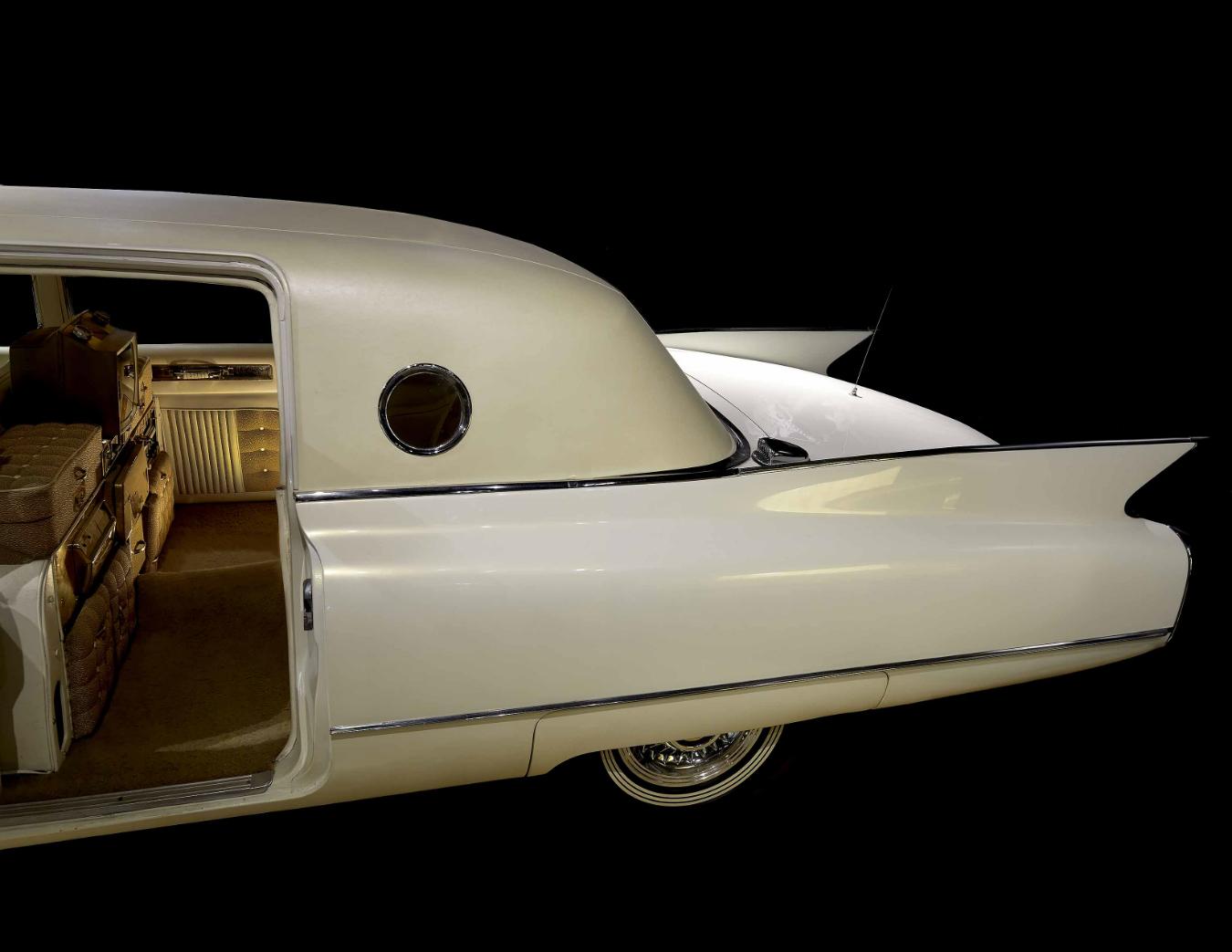Elvis Presley S 1960 Gold Cadillac Montecristo