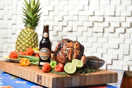 Innis & Gunn Spiced Rum Aged Porter Jerk Marinade