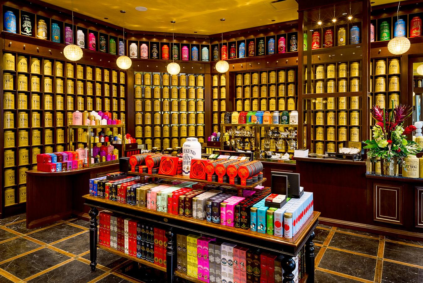 Tea Room And Beauty Business