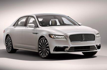 Lincoln 2017 Continental