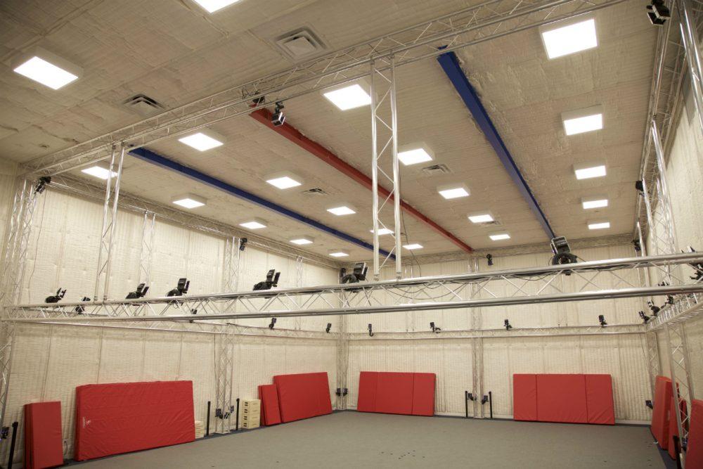 Vancouver Film School's Performance Capture Studio | MONTECRISTO