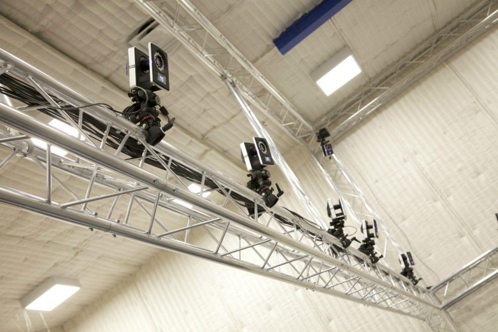 Vancouver Film School's Performance Capture Studio ...