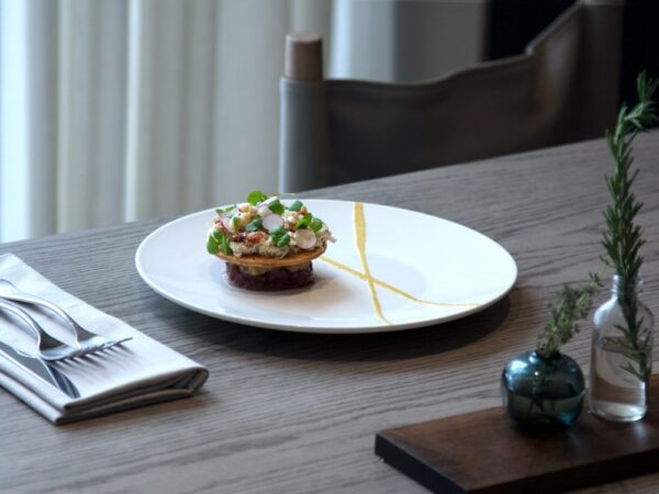 Vancouver's Holts Café Shows Us How to Make Their Dungeness Crab Tart