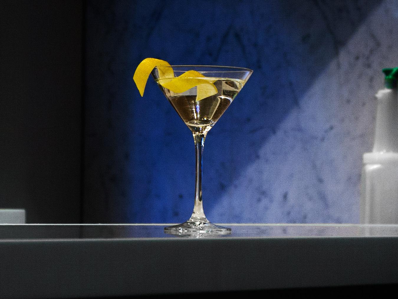 Explaining the Martini