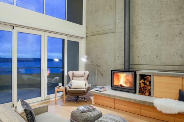 Inside a Former Mayor's Minimalist Vancouver Penthouse