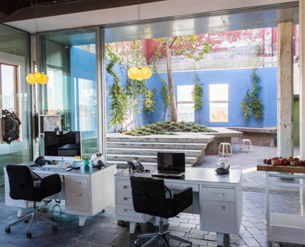 Bocci's Vancouver Headquarters