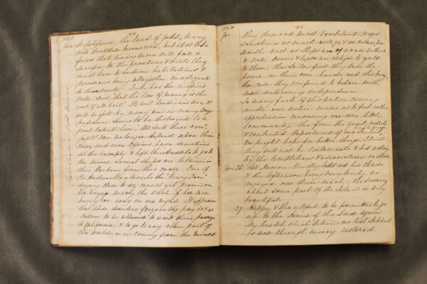 This Rare, 180-Year-Old Diary Records a Couple's Passage by Ship from London to Vancouver