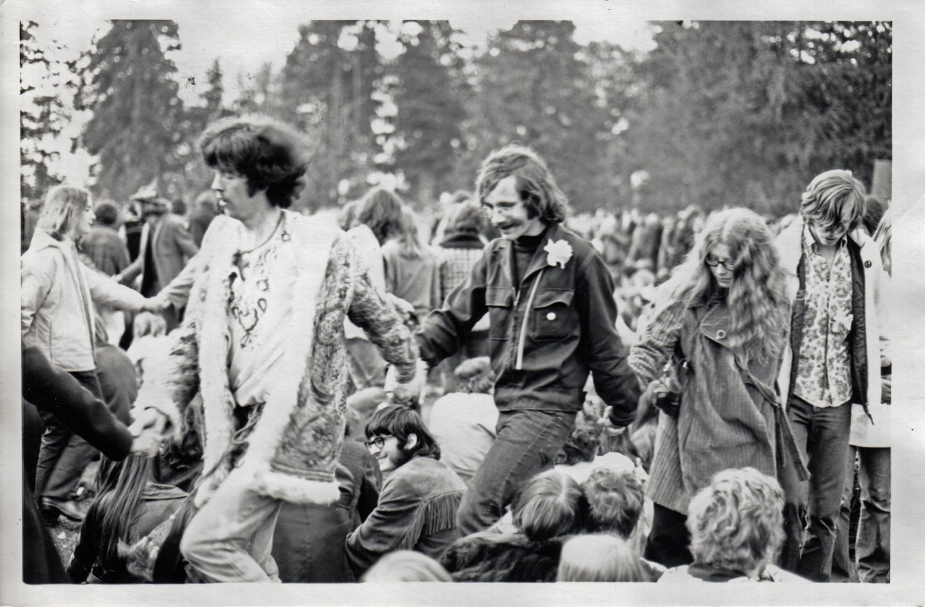 A Psychadelic History of Hippie Vancouver