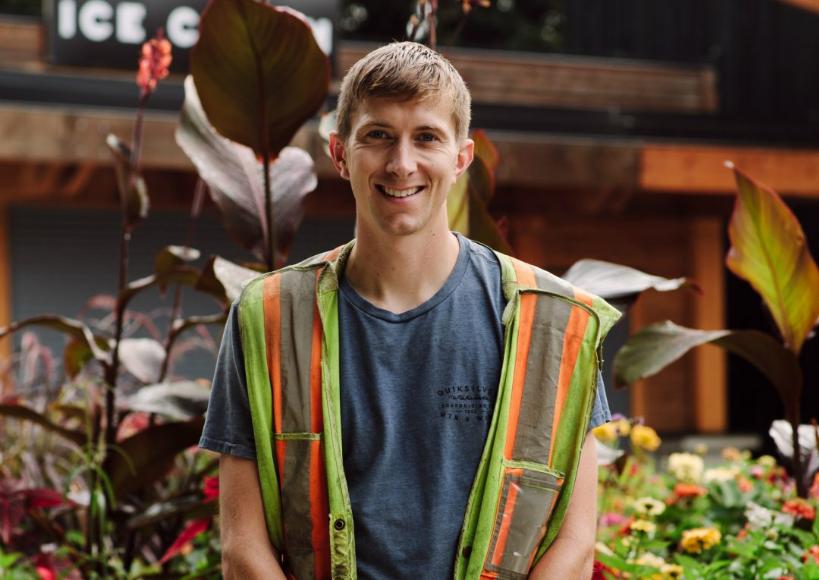 The Gardeners of Stanley Park