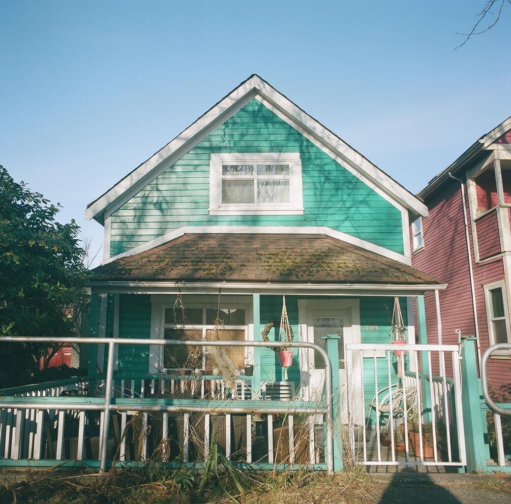 Strathcona: A Photo Essay