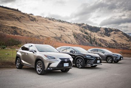 The 2018 Lexus NX 300