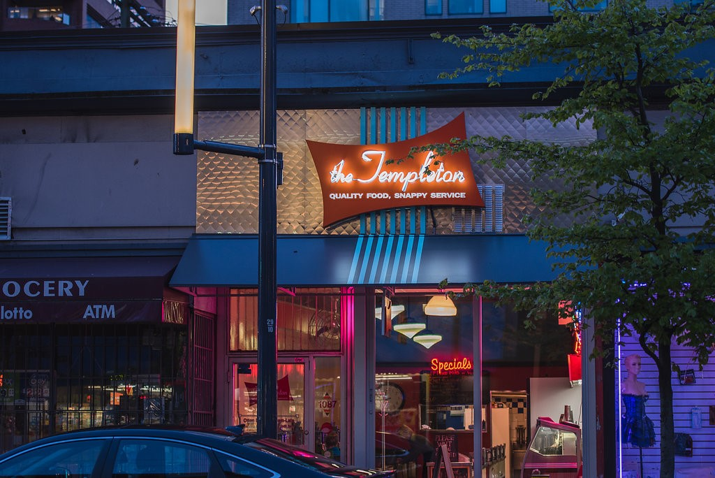 Vancouver's Old-School Diners