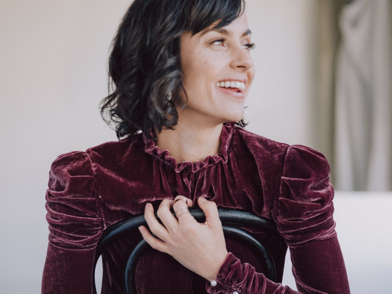 Constance Zimmer on Vancouver and Reality TV