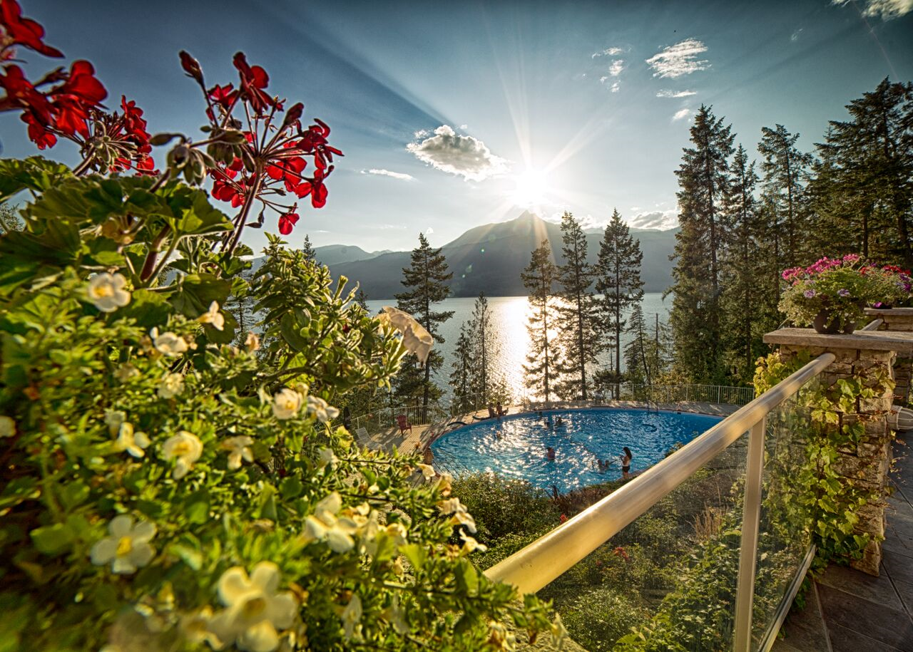 A Guide to B.C.'s West Kootenay Hot Springs