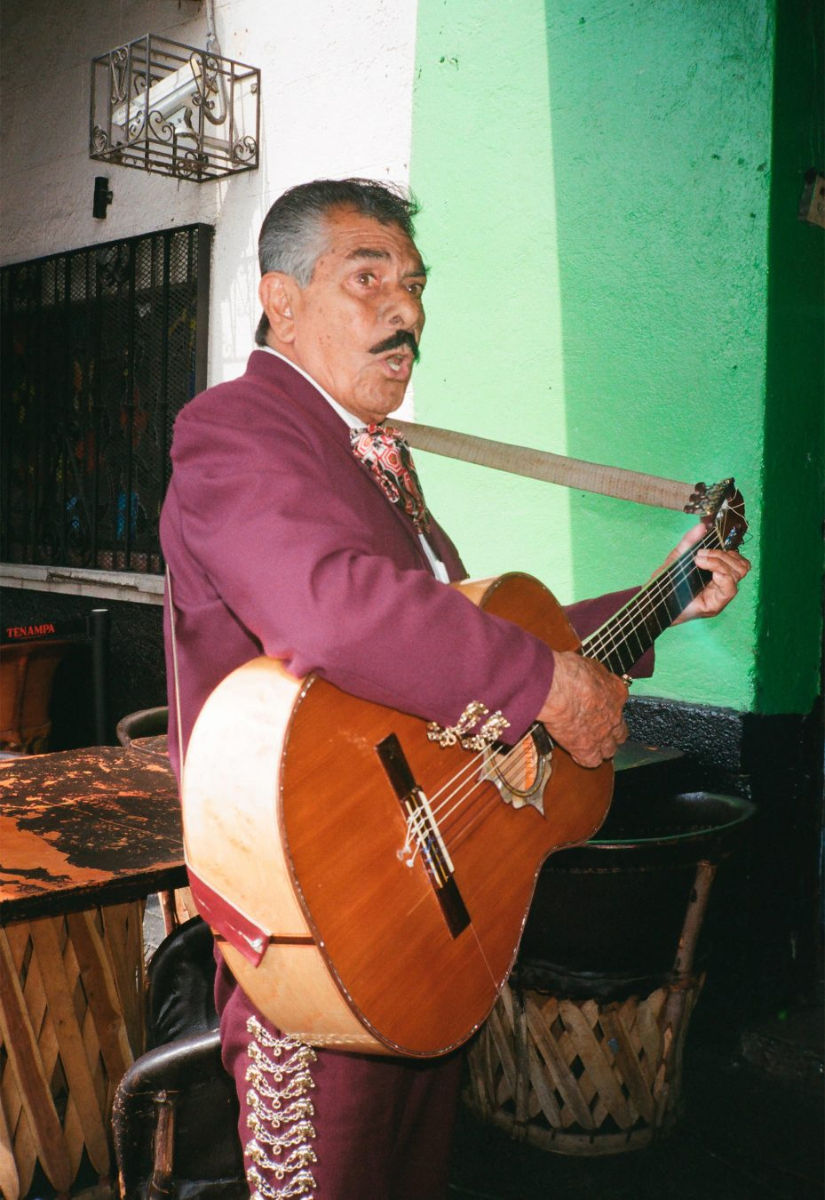 Mariachi Players of Plaza Garibaldi