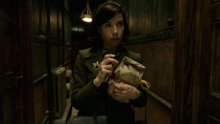 """The Shape of Water"" Production Designer Paul Austerberry"