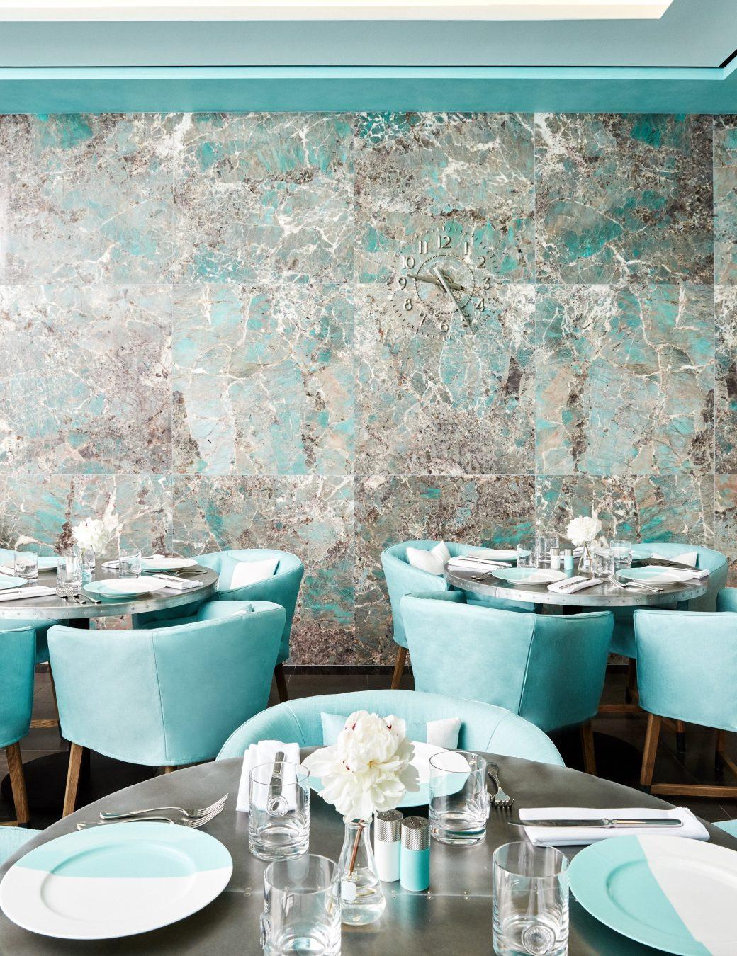 Tiffany & Co Blue Box Cafe