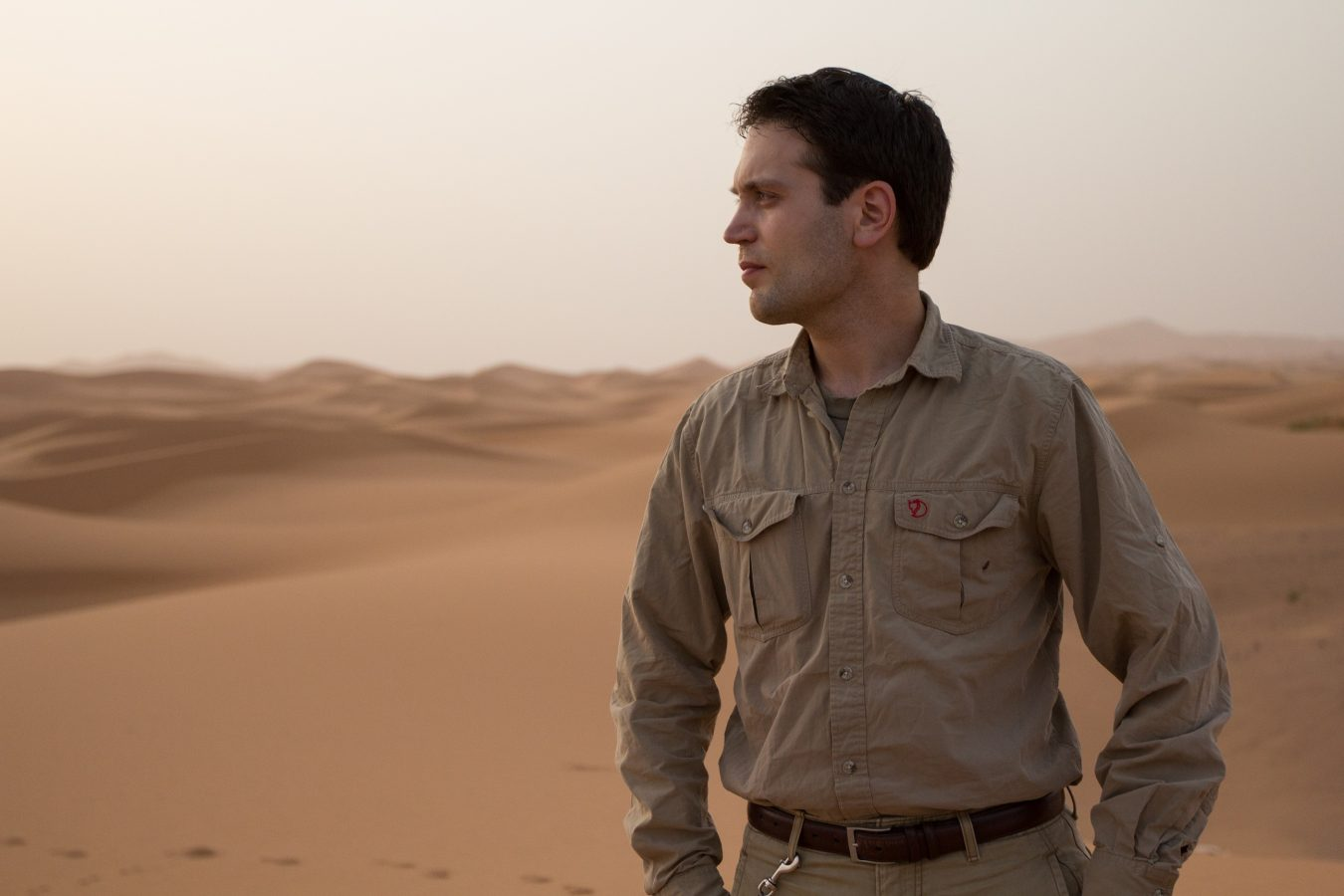 paleontologist nizar ibrahim