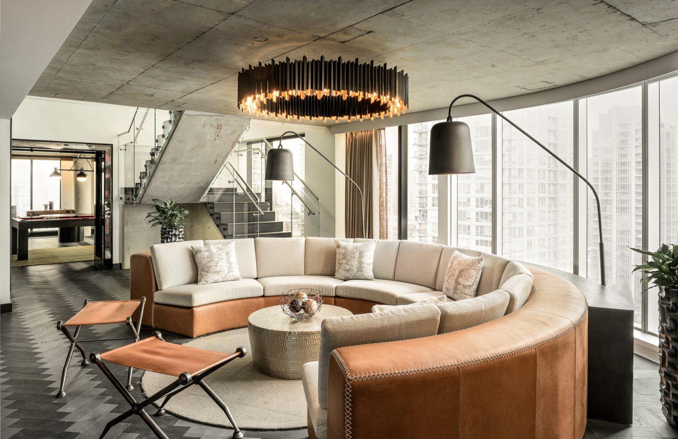 The Douglas Penthouses