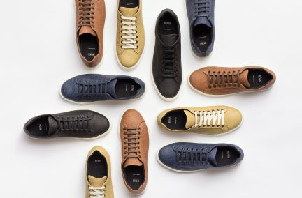 Boss Menswear Shoe Piñatex