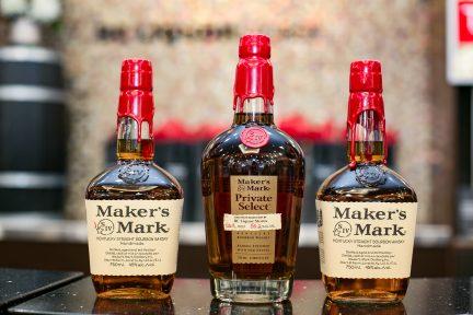 Maker's Mark Private Select for British Columbia
