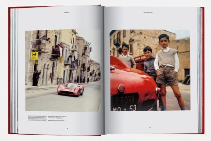 Ferrari Book x Taschen