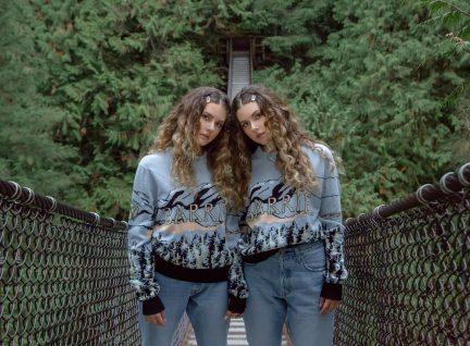 Barrie Knitwear x Secret Location