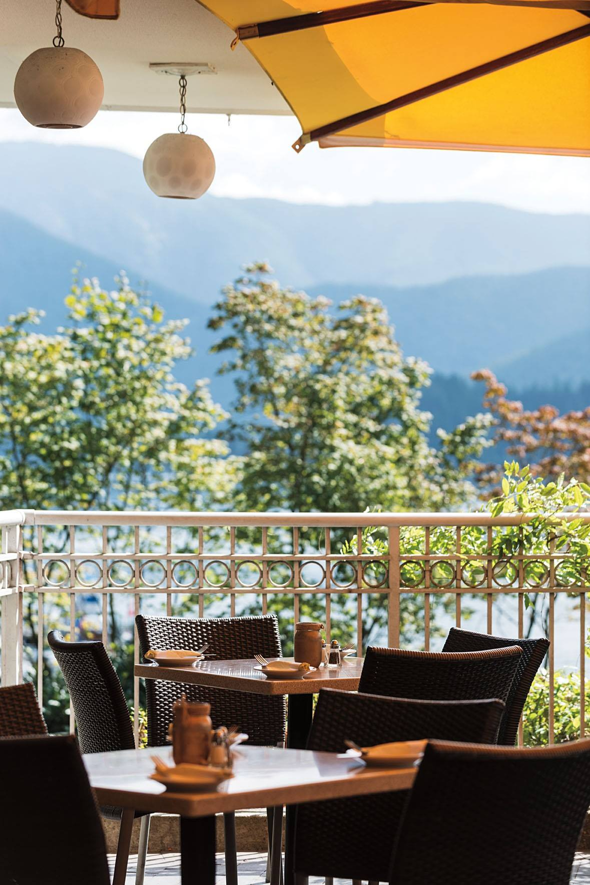 Where to eat in North Vancouver