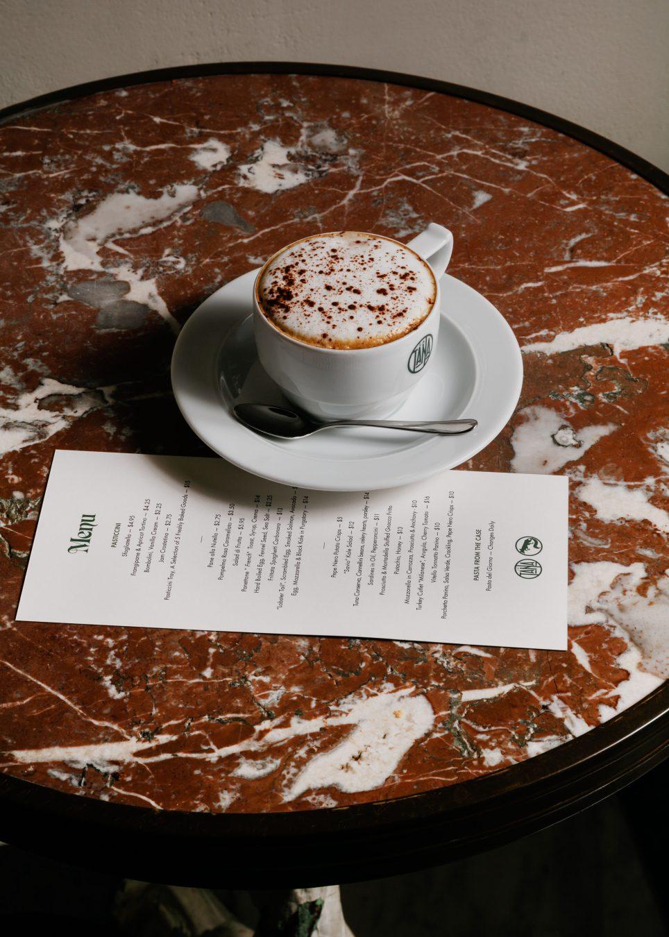 Caffe La Tana