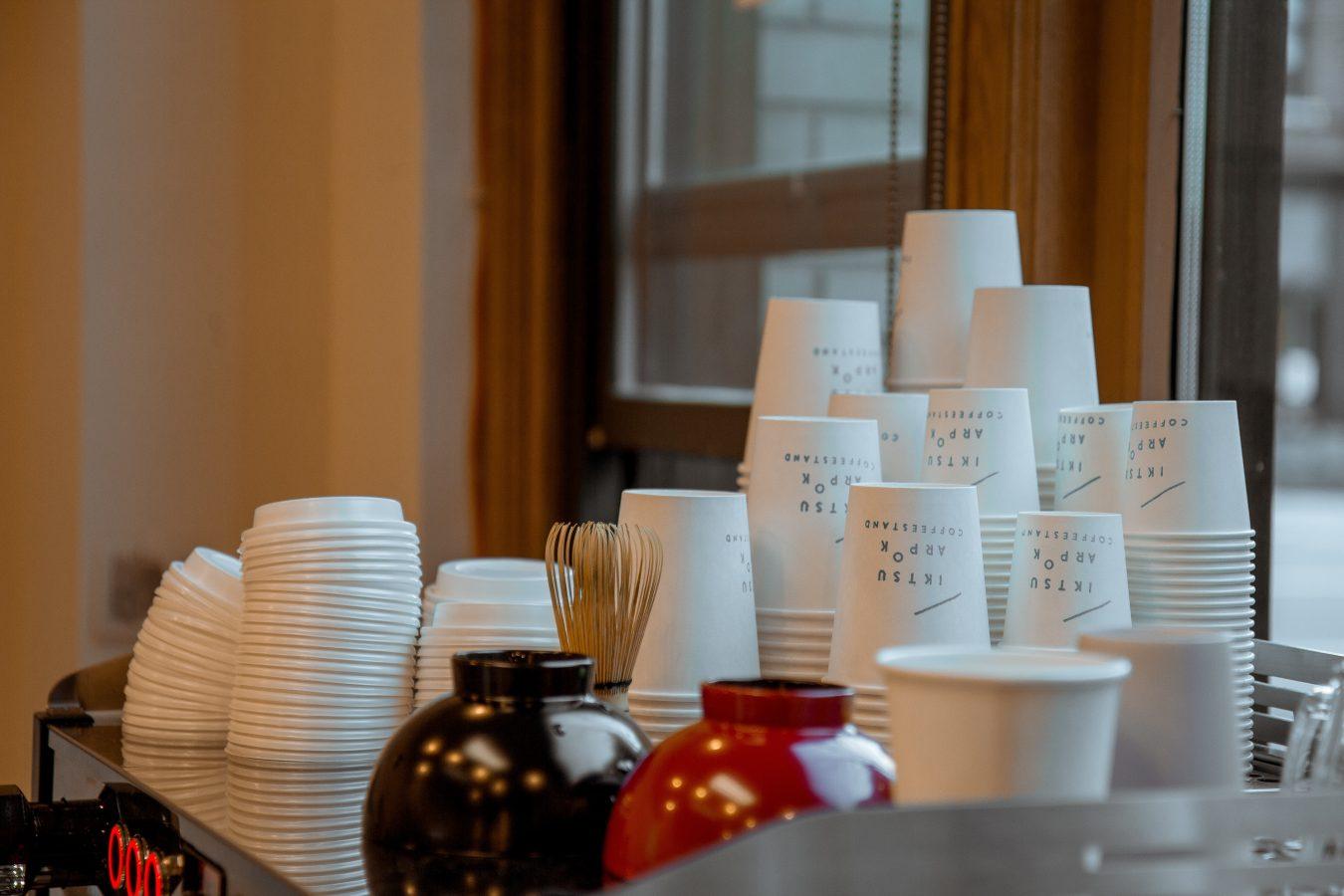 Iktsuarpok Coffee Stand